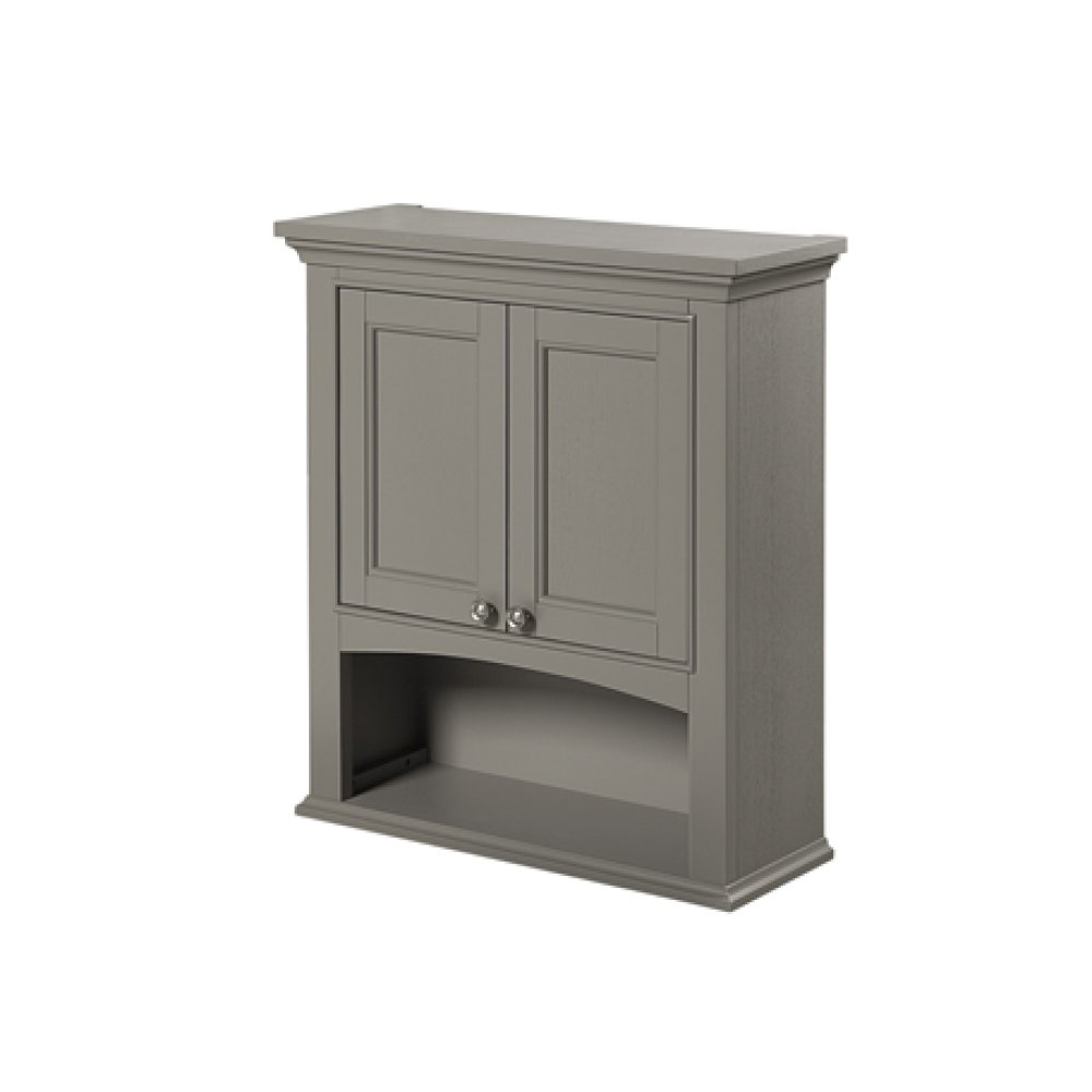 "Smithfield 24"" Bath Valet - Medium Gray"