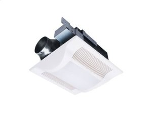 WhisperFit 50 CFM Low Profile Ceiling Mounted Fan Product Image