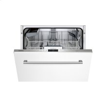 Dishwasher DF 241 761 fully integrated Width 24 '' (61 cm) Appliance height 86.7 cm / 34 1/8 ''