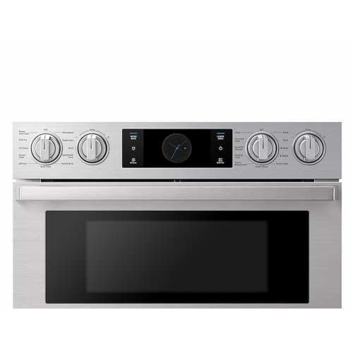 "30"" Flex Duo Chef Collection Microwave Combination Wall Oven in Stainless Steel"