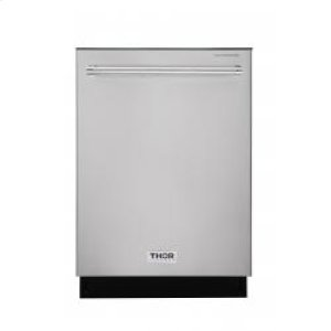 "24"" Dishwasher In Stainless Steel - Display"