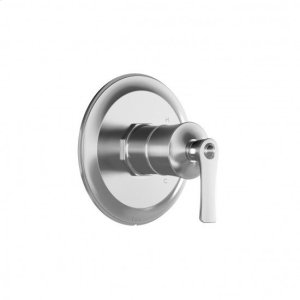 "1/2"" pressure balance valve with shower trim kit - Chrome Product Image"