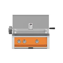 "30"" Aspire Built-In Grill with Rotisserie - E_BR Series - Citra"
