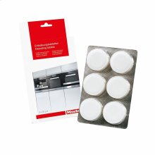 GP DC CX 0061 T Descaling tablets, 6 tablets For ovens and cookers with moisture plus, coffee machines and steam ovens.