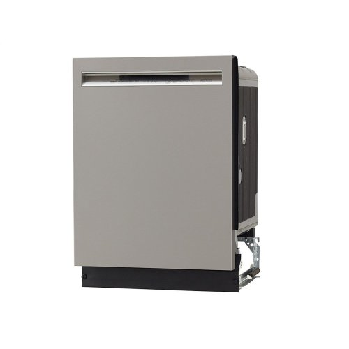 46 DBA Dishwasher with ProWash™ Cycle and PrintShield™ Finish, Front Control - Stainless Steel with PrintShield™ Finish
