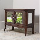 Regent Mirrored Side Cabinet Product Image