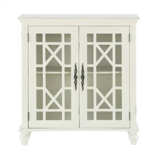 Accent Chest-Antique White, 3A