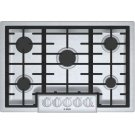 800 Series Gas Cooktop 30'' Stainless steel NGM8056UC Product Image