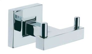 D-01/2 Double Robe Hook Product Image