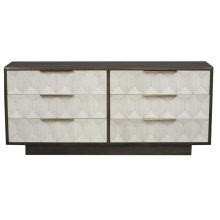Briarwood 6-Drawer Chest W317D