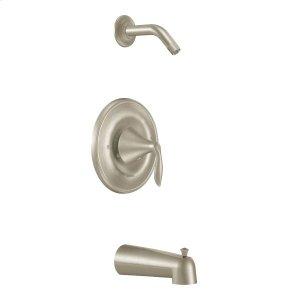 Eva brushed nickel posi-temp® tub/shower Product Image