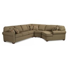 Preston Fabric Sectional