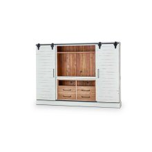 Sonoma Entertainment Cabinet - WHD DRW