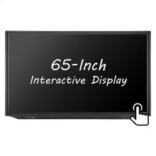 "65"" Interactive Touch Display"