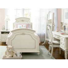 Twin Panel Bed