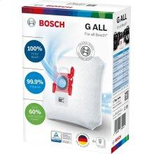 Vacuum Bags - Type G 4 Pack 17000940