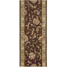 Nourison 2000 2206 Brown Runner