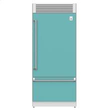 "36"" Pro Style Bottom Mount, Top Compressor Refrigerator - KRP Series - Bora-bora"