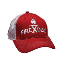 Red Traditional Trucker Hat