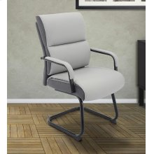 DC#203G-ROC - DESK CHAIR Fabric Guest Chair