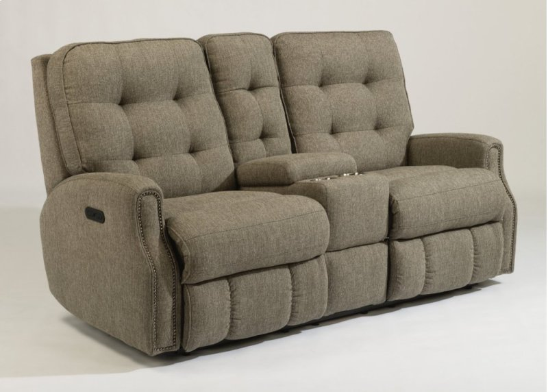 Pleasant 2881601H In By Flexsteel In Tulsa Ok Devon Fabric Power Caraccident5 Cool Chair Designs And Ideas Caraccident5Info