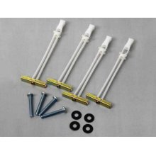 Universal Steel Stud Mounting Kit for Tilting And Fixed Position TV Mounts