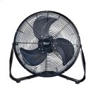 CZHV18B 18-inch High Velocity Cradle Floor Fan, Black Product Image