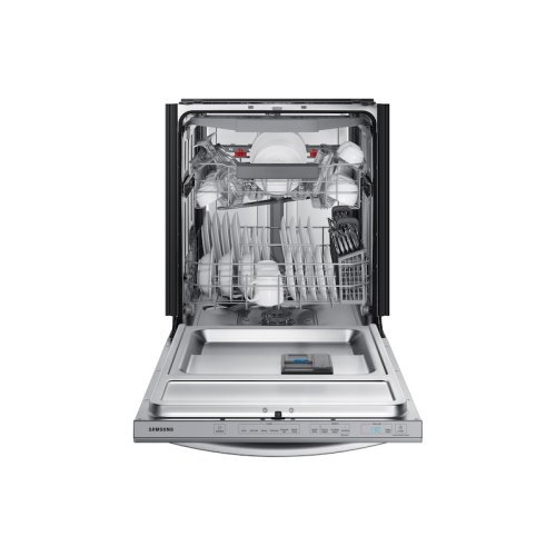 StormWash 42 dBA Dishwasher in Stainless Steel
