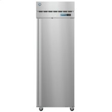 R1A-FS, Refrigerator, Single Section Upright, Full Stainless Door with Lock