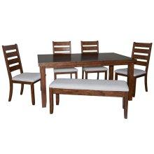 Gavin 6 Piece Dining Set