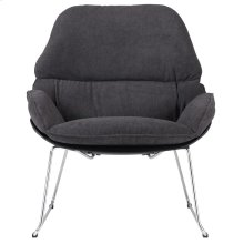 Finn Accent Chair in Charcoal