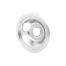 Smart Choice 6'' Chrome Drip Bowl, Fits Specific Product Image
