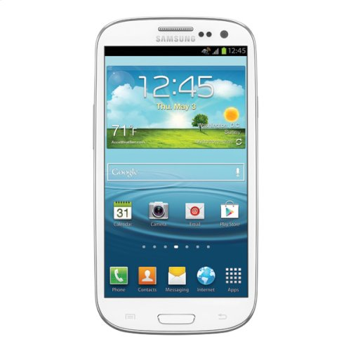 Samsung Galaxy S® III (AT&T), Marble White