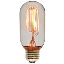T45 15 Anchors 60w E Light Bulb  Clear