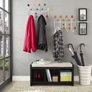 Gumball Coat Rack in Caramel Product Image