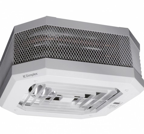 Ceiling-mounted Heater