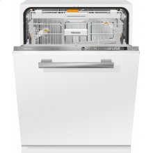 G 6665 SCVi AM Fully-integrated, full-size dishwasher with hidden control panel, 3D+ cutlery tray, custom panel and handle ready