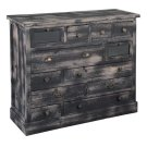 Marketplace Weathered Black Cabinet Product Image