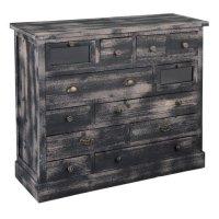 Marketplace Weathered Black Cabinet Product Image