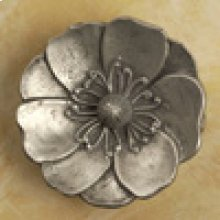 Lotus Flower Knob Small