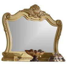Lavish Gold Mirror - 58''L x 4''D x 46''H
