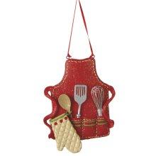 Cook's Apron Ornament.