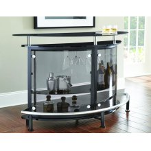 "Ariana Bar Table/Server,51""x21"" x41"""
