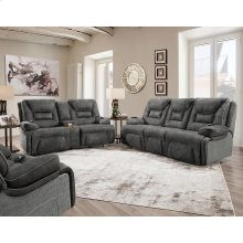 Triple Power Rocker Recliner w/Wand