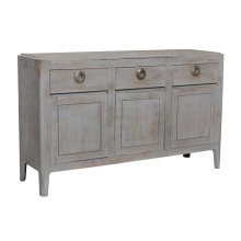 Bengal Manor Grey Wash Sideboard