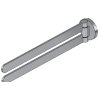 Dual Towel Bar