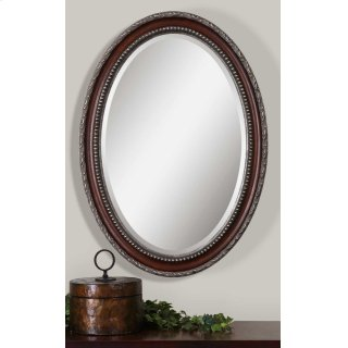 Montrose Oval Mirror