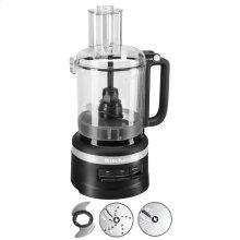 9 Cup Food Processor - Black Matte