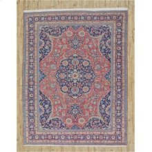 "TABRIZ 000051325 IN RUST BLUE 9'-10"" x 12'-6"""