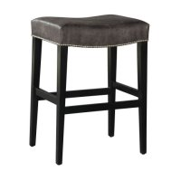 Katalina Bar Stool with Nailheads Product Image